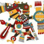 Información e imágenes de los Dioses Aztecas de la cultura, la naturaleza y la creación