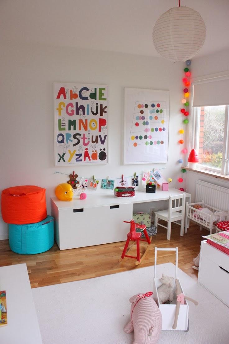 Decoraci n de cuartos para ni os ni as adolescentes y for Decoracion de espacios para ninos