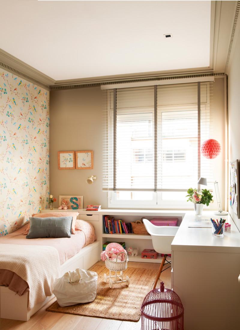 Decoraci n de cuartos para ni os ni as adolescentes y - Decoracion habitacion infantil nina ...