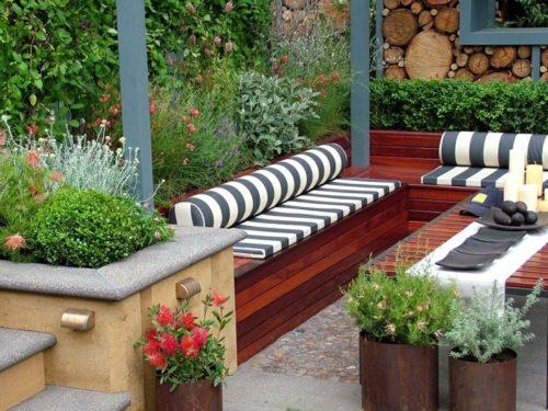 Decoración de exteriores: Jardines, Patios, Terrazas, Balcones [92 ...
