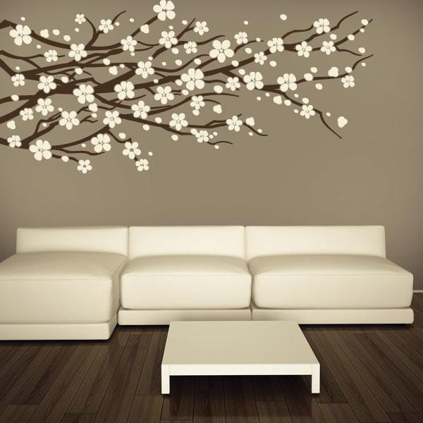 Laminas para pared trendy diseo moderno pared salon - Poster para pared ...