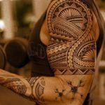 Tatuajes tribales para hombres y mujeres [85 imágenes]