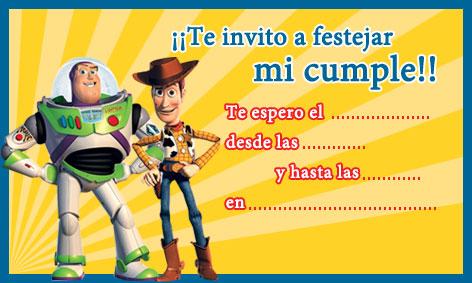 91 Invitaciones de cumpleaños para niños y niñas para imprimir ...