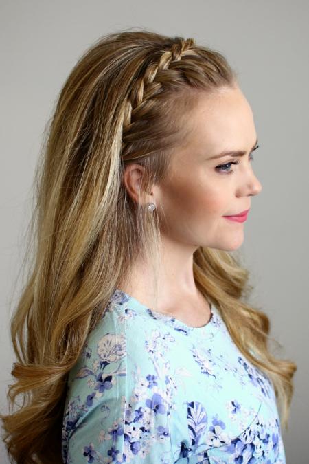 para las mujeres que tienen el pelo corto esta es una excelente opcin