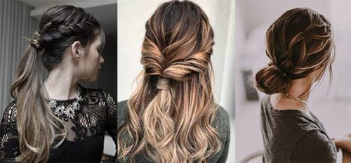 99 peinados sencillos para mujeres y chicas muy ocupadas