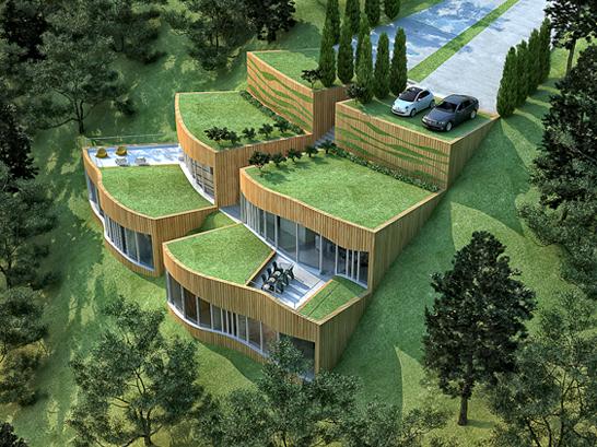 Arquitectura sustentable bioconstruccion casas - Best home builder website design ...