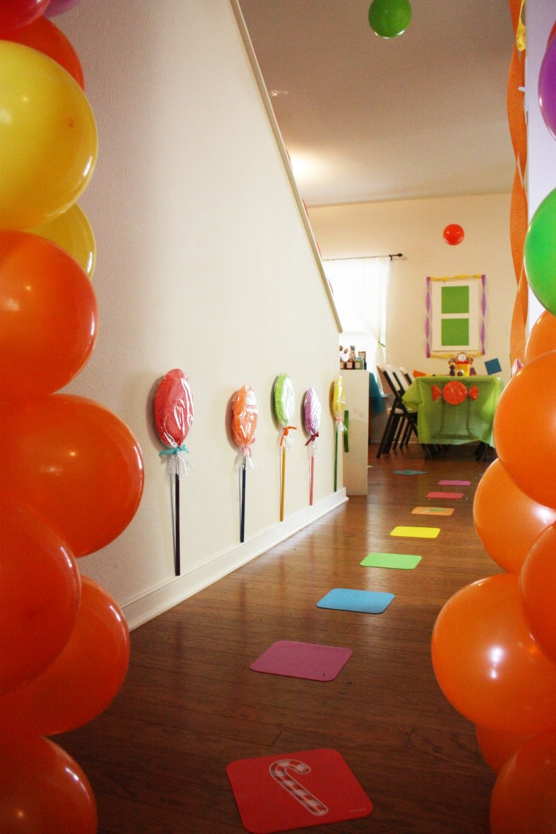 Decoraci n de fiestas de cumplea os 94 im genes for Ar 15 decorations