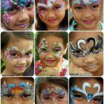 190 Imágenes de maquillaje artístico en niños, mujeres y hombres