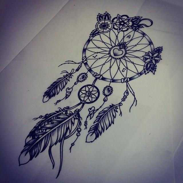 tatuajes de atrapasue os para mujeres dise os y
