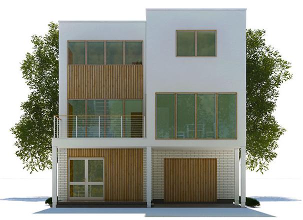 planos de casas 3 plantas