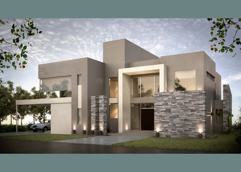 De casas de piedra perfect fachada casa de piedra frente for Fachadas de casas estilo minimalista
