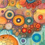179 Imágenes abstractas: pinturas, dibujos y fondos