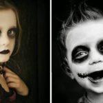 Disfraces y maquillaje de Halloween para niños, mujeres y parejas 2017