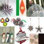 Adornos navideños 2017 / 2018 (imágenes e ideas geniales)