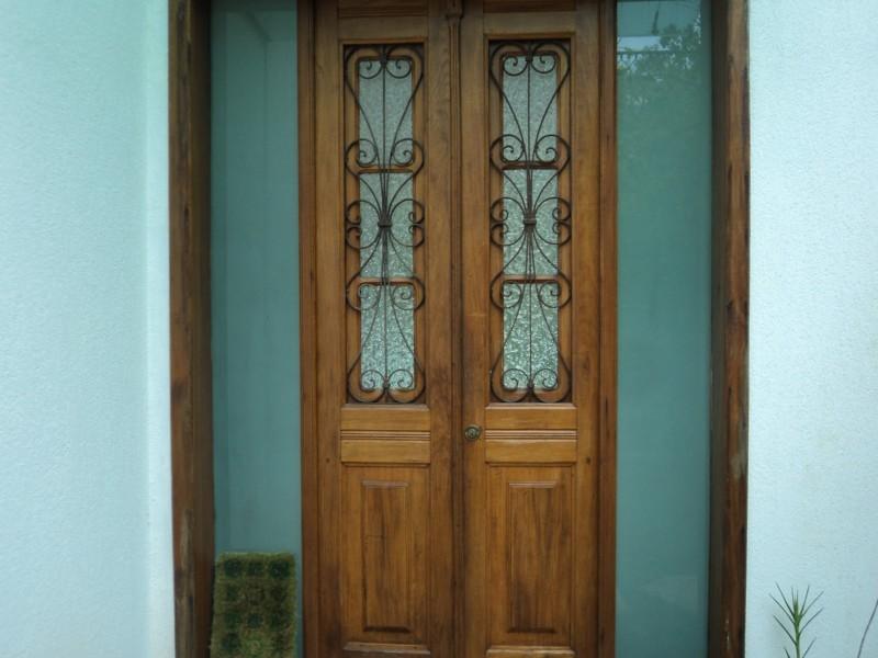 175 puertas de madera para tu casa que te encantar n for Puertas de campo antiguas