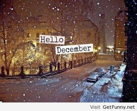 Hello-december-awesome