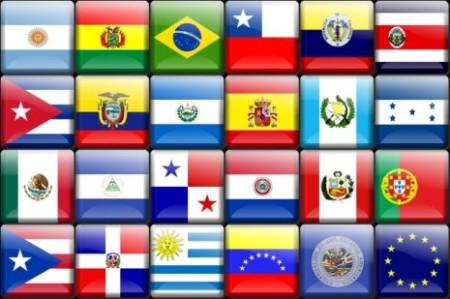 Iberoamerica-banderas