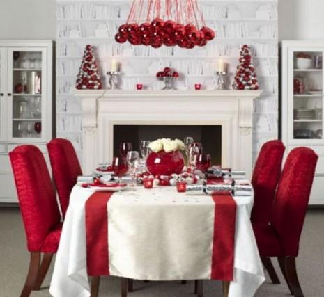 decoracionnavideñamesa-navideña