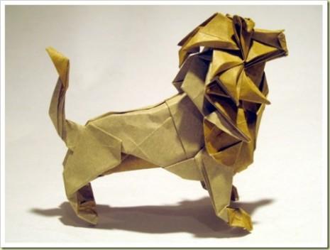 origami-leon