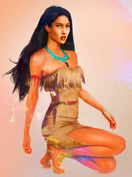 princesaPocahontas