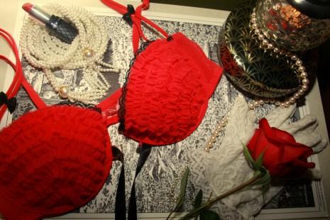 TRADICIONRopa interior roja para el amor y la buena suerte