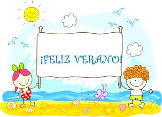 Resultado de imagen de cartel de feliz verano