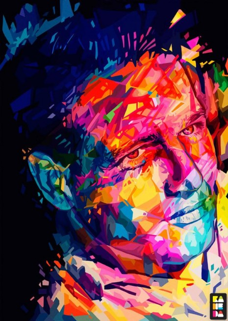 ilustraciones-Paul Newman