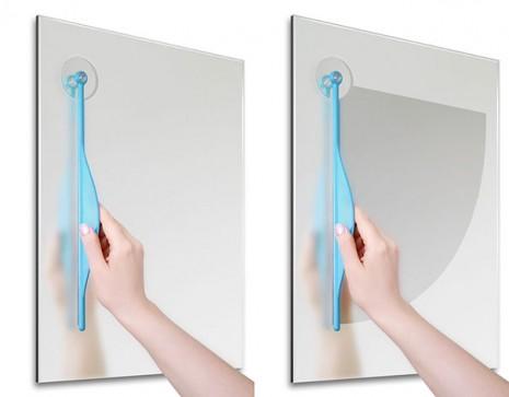 inventoLimpiador de espejo