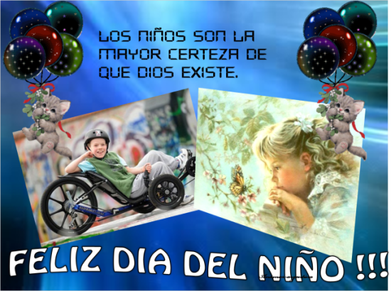Frases del Día del Niño - 15 de abril (2)