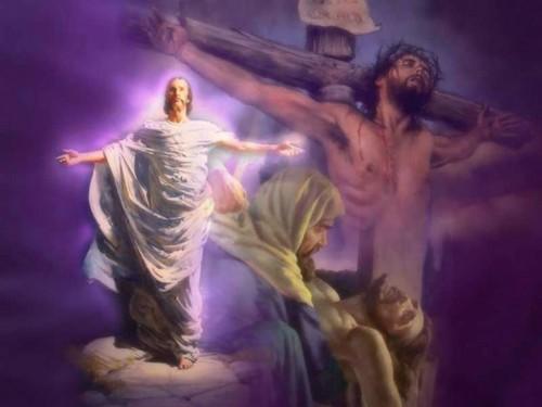 Imágenes De Jesus En La Cruz Y Dibujos De Cristo Crucificado Para