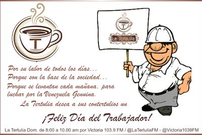 Tarjetas Del Día Del Trabajador Con Frases Para El 1 De Mayo
