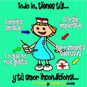 Felíz Día De La Enfermera Imágenes Frases Y Mensajes Para