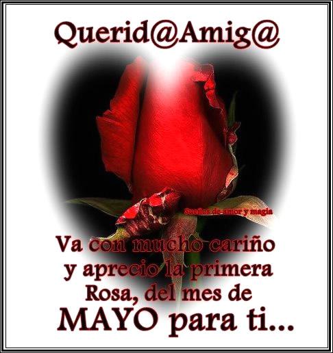 Feliz mes de Mayo (1)