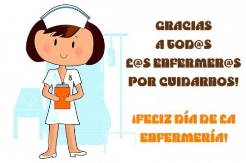 Imágenes De Felíz Día De La Enfermera Con Frases Y Mensajes