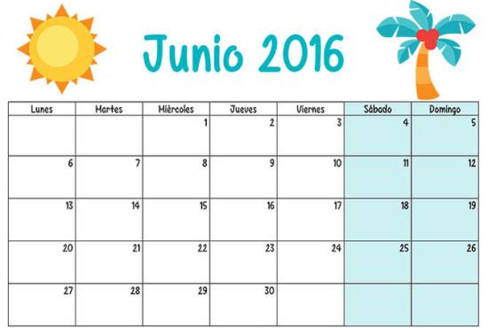 Calendarios 2016 infantiles para descargar (11)