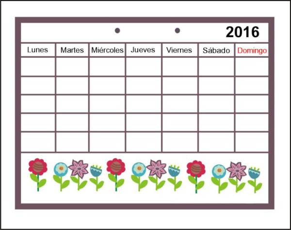 Calendario Para Kinder.Calendario Para Ninos Imprimir Watershowspeakers