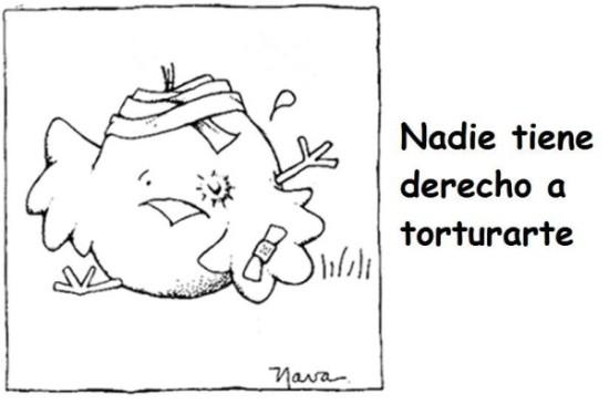 Dibujo de Los derechos Humanos (1)