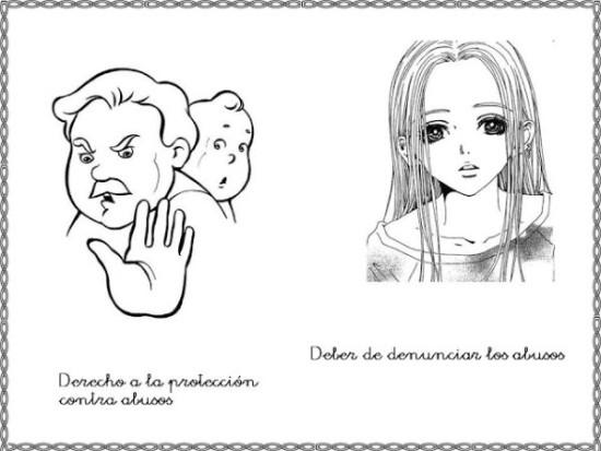 Dibujo de Los derechos Humanos (4)