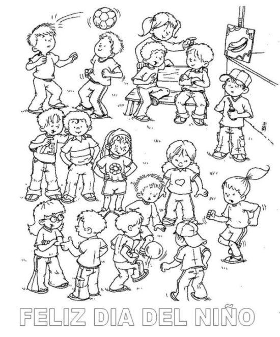 Dibujos Día del Niño (7)