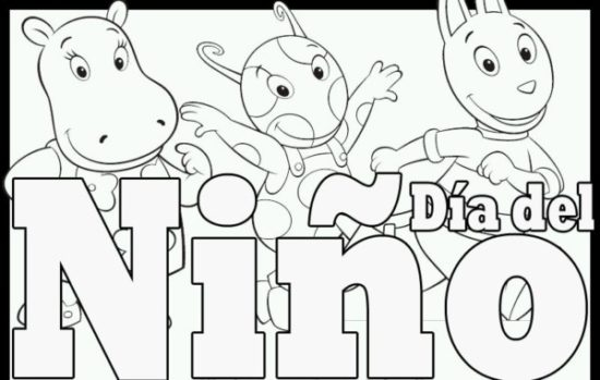 Dibujos infantiles para el Día del Niño (16)