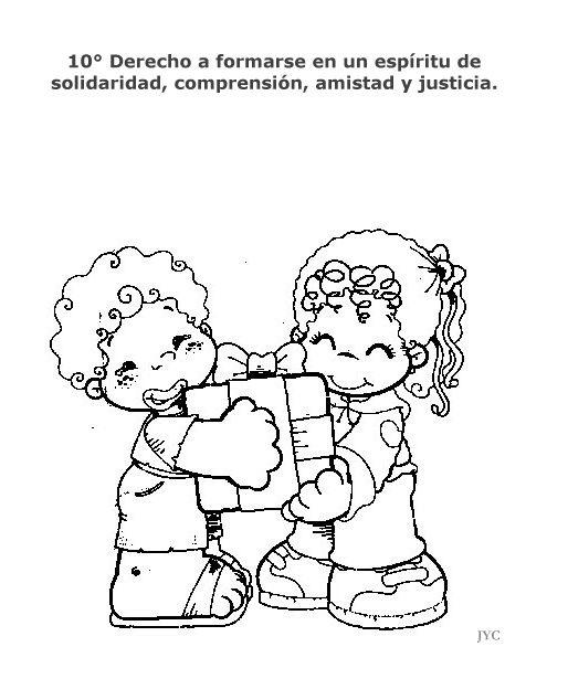 Dibujos infantiles para el Día del Niño (4)