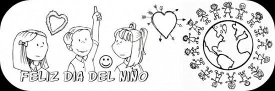 Dibujos infantiles para el Día del Niño (7)