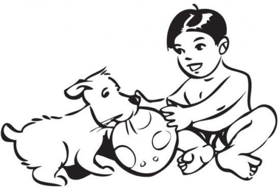 Dibujos infantiles para el Día del Niño (8)