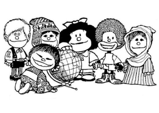Dibujos para pintar Día del Niño (7)