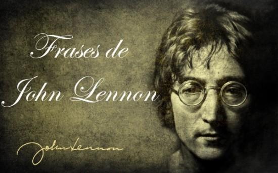 Frases de John Lennon para reflexionar (5)