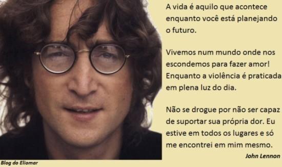Frases de John Lennon para reflexionar (6)