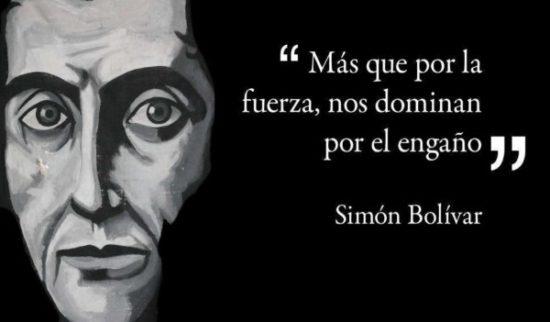 Frases de Simon Bolivar  (12)
