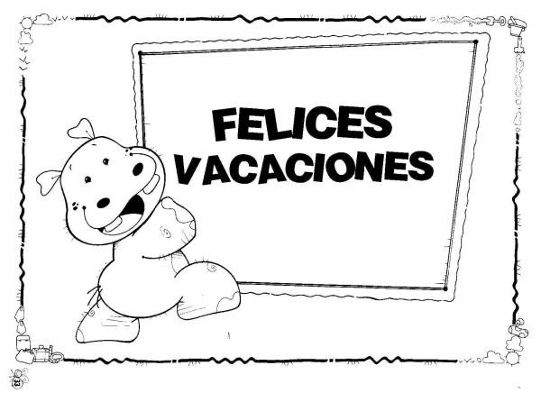 Imágenes De Felices Vacaciones De Invierno Con Dibujos Divertidos