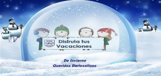 Imágenes animadas de Felices Vacaciones de invierno (4)