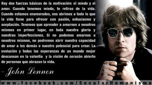Imágenes con Frases de John Lennon y Yoko Ono (12)